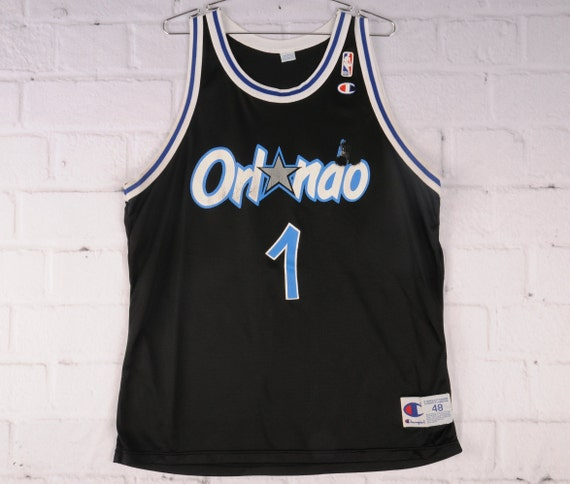 Orlando Magic #1 Hardaway Basketball Jersey Size … - image 1