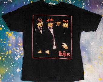 BEATLES Rock T-Shirt Size M
