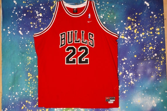 Chicago BULLS #22 Williams Basketball Jersey Size