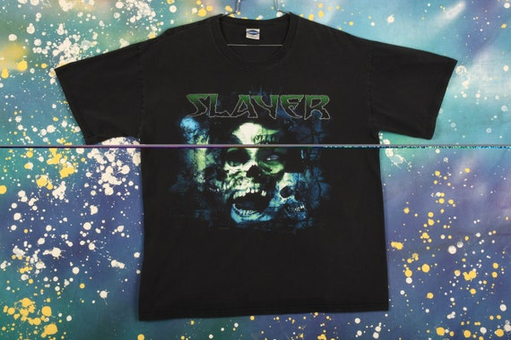 Slayer Band T-Shirt Size XL