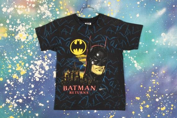 Vintage Batman All Over Print T-Shirt