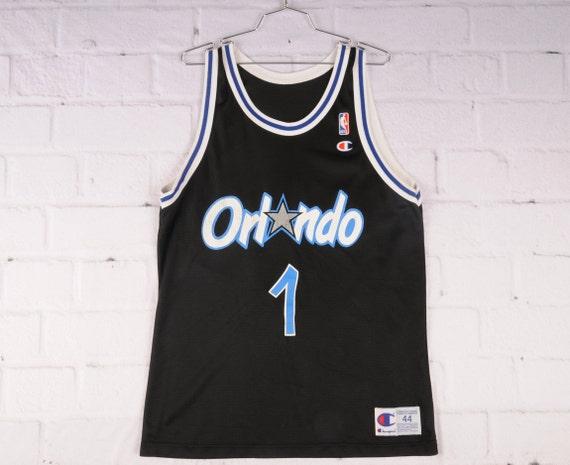 Orlando Magic #1 Hardaway Basketball Jersey Size 4