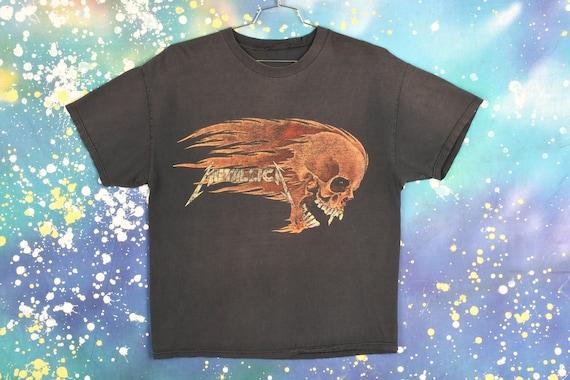 vintage 1990s METALLICA Pushead T Shirt