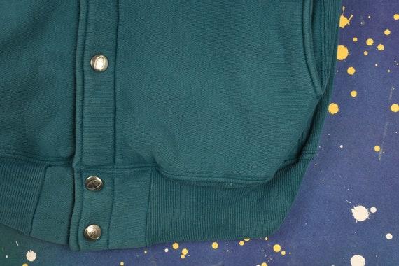 Vintage Champion Teal Sweatshirt - Medium - image 3