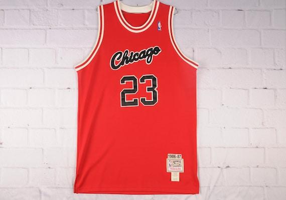 Chicago BULLS #23 Jordan Sports Jersey - 48