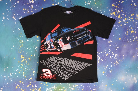 Vintage 90s NASCAR Racing Dale Earnhardt  #3 Chevy