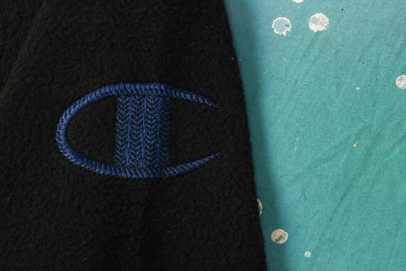 Vintage Champion Fleece Sweatshirt - image 4