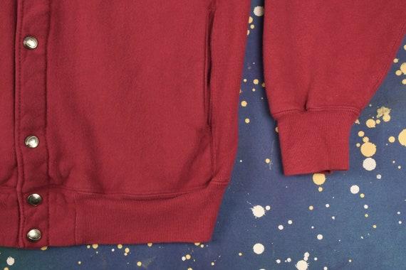 Vintage Champion button Sweatshirt - image 2