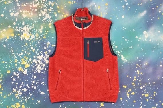 Vintage Patagonia Fleece Vest