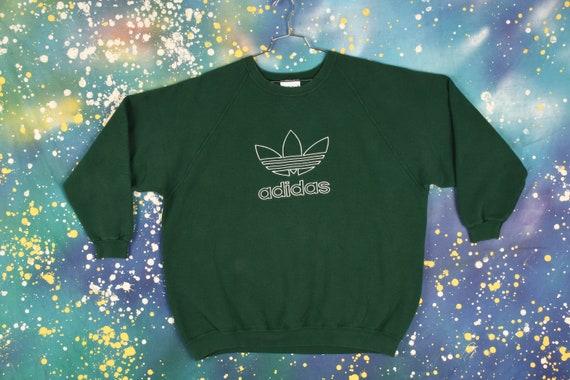Vintage Adidas Sweatshirt - image 1