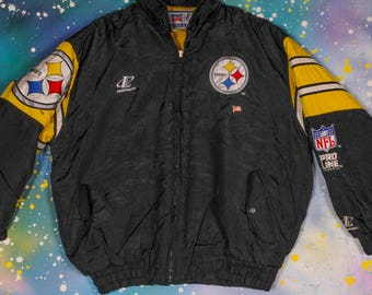 Pittsburgh Steelers Pro Line Jacket Size XL