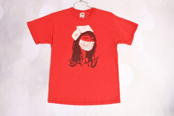 vintage SONIC YOUTH nurse T Shirt