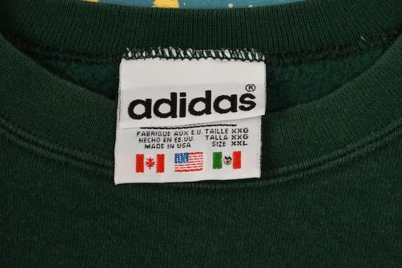 Vintage Adidas Sweatshirt - image 4