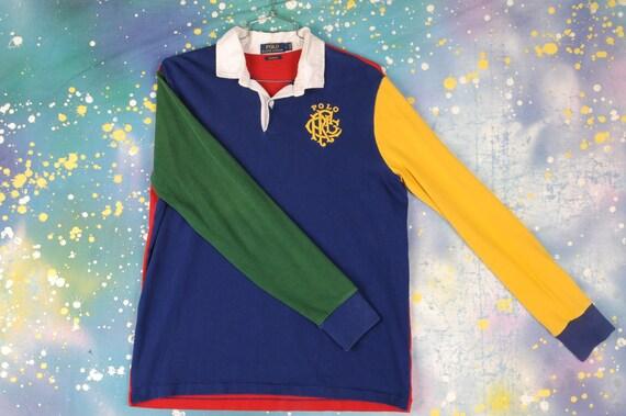 Ralph Lauren Polo Rugby Shirt - XL
