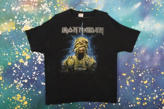 Iron Maiden Band T-Shirt Size 2XL