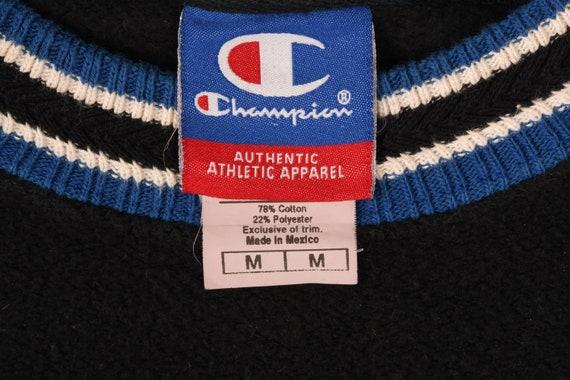 Vintage Champion Fleece Sweatshirt - image 5