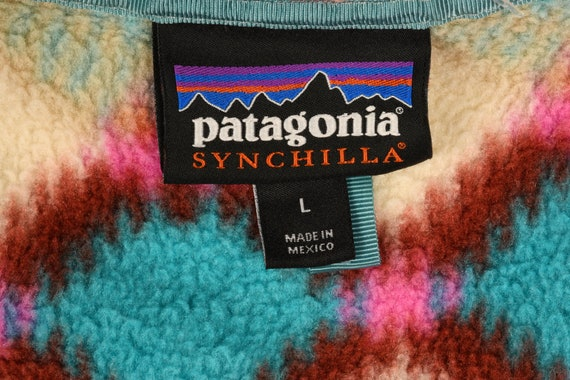 Vintage Patagonia Fleece Jacket - image 6