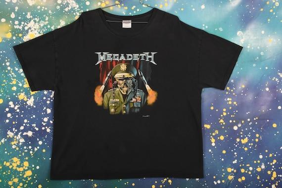 Megadeth Band T-Shirt Size 3X