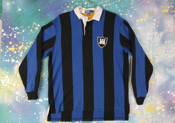 Ralph Lauren Polo Rugby Shirt - L