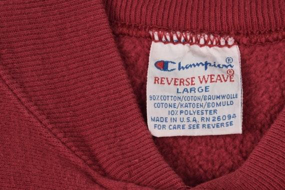 Vintage Champion button Sweatshirt - image 5