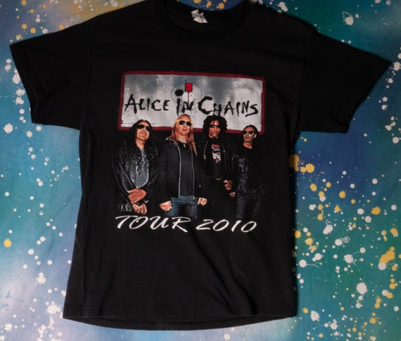 Alice in Chains Rock T-Shirt Size M