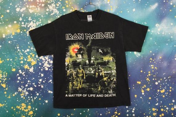 Iron Maiden Band T-Shirt Size XL