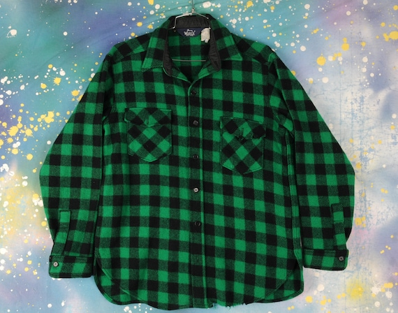 Woolrich Flannel hunting Shirt