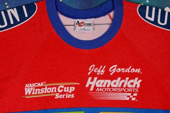 Vintage 90s NASCAR Racing Jeff Gordon #24 DUPONT … - image 3