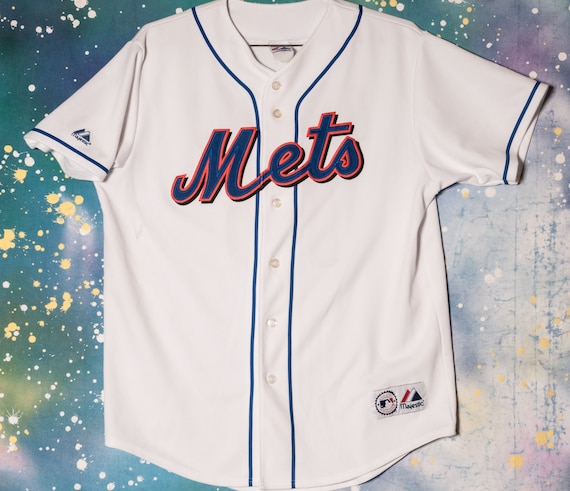 9a7d4eca118 ... usa new york mets baseball jersey size m 2e24d c540e