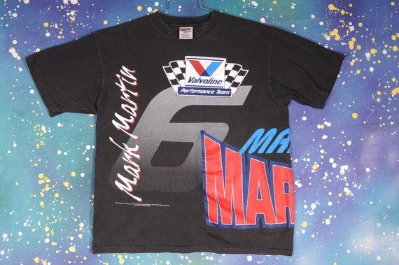 "Vintage 90s NASCAR Racing Mark Martin ""Terminator"""
