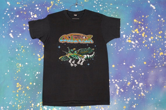 GALAXIAN Video Game Midway T-Shirt Size M