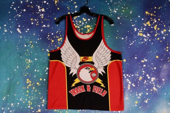 NIKE Eagles Tank Top Shirt Size M