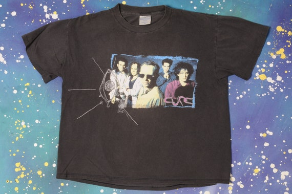 The CURE Rock T-Shirt Size XL