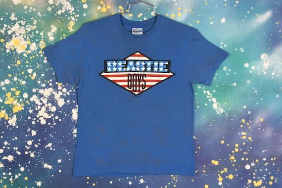 Vintage 80s Beastie Boys T-Shirt Size M