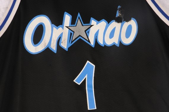 Orlando Magic #1 Hardaway Basketball Jersey Size … - image 2