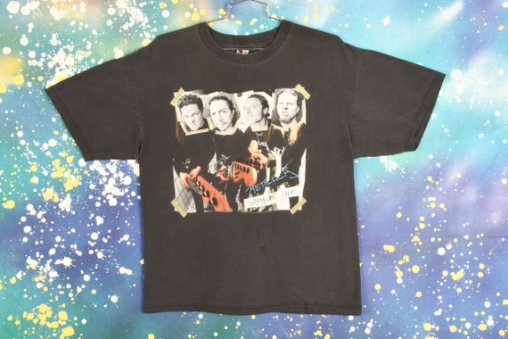 vintage 1998 METALLICA Garage Inc T Shirt