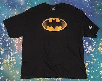 BATMAN Graphitti Shirt Size XXL