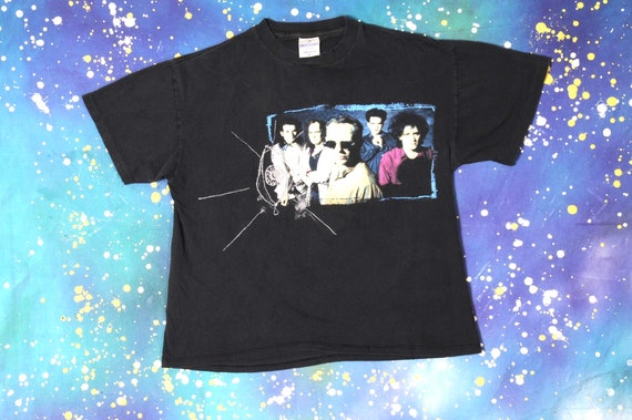 Vintage The Cure Rock T-Shirt Size XL