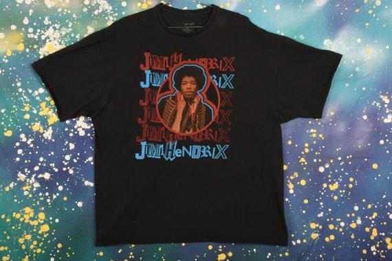 Jimi Hendrix T-Shirt Size 4XL