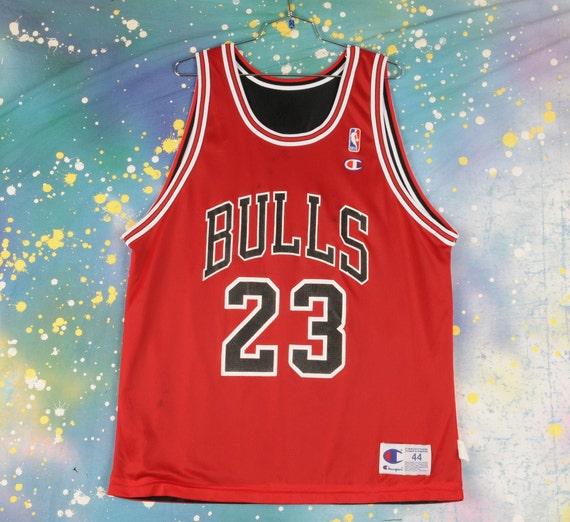 Chicago Bulls #23 Jordan Basketball Jersey REVERSI