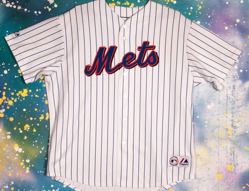 22ca0044 New York METS Majestic Baseball 7 Jersey Size M | Etsy