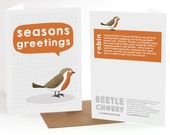 Seasons Greetings Card - ...