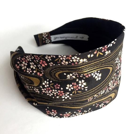 Womens Headbands Gift for her elegant ladies wide Headband  391a1561edc
