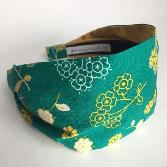 Fabric Headbands for Women Flower head band women s  ff53a32e8