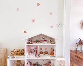 Flower Printables, Daisy Printables, DIY Flower Craft, Flower Garden, Daisies, Spring Flowers, Spring Craft, Spring Time, Playroom Decor