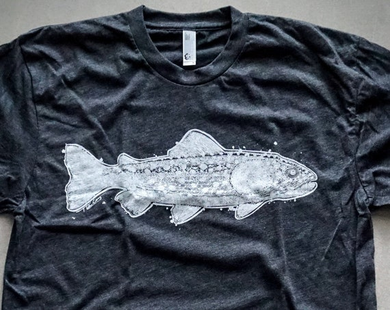 Big Trout T-Shirt - American Apparel