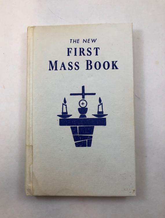 My Catholic Mass Book: Roman Catholic Interactive Mass Book For ...   751x570