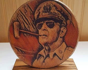 "Made to Order 6"" Douglas MacArthur Mega Medallion"