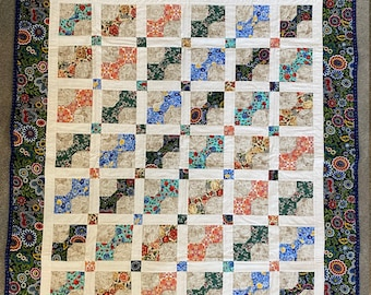 Bowtie Quilted Wall Hanging
