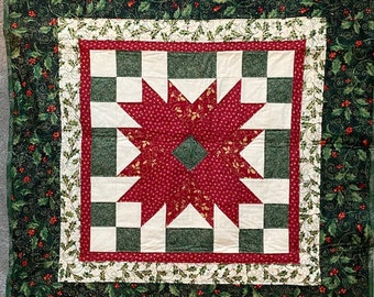 Christmas Table Runner or Centerpiece